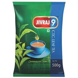 Jivraj 9 Leaf Tea 500Gm