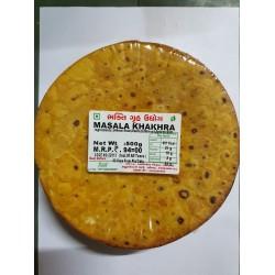 Bhakti Masala Khakhra 500Gm