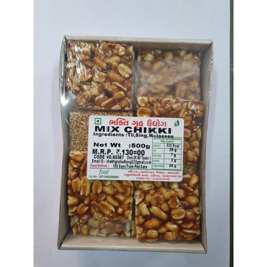 Bhakti Mix Chikki 500Gm