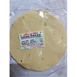 Bhakti Udad Papad 250Gm