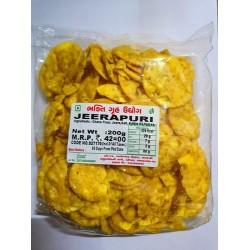 Bhakti Jeera Puri 200 gm