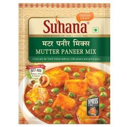 Suhana Mutter Panner Mix 50gm