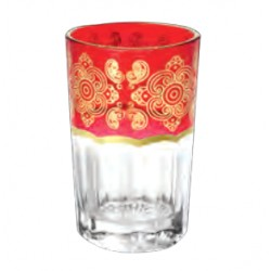 Roxx Glass Morocco 170ml, 6Pcs Set