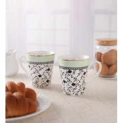 Roxx Ivy Mug 4Pcs Set