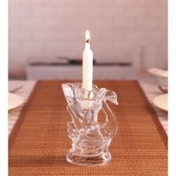 Roxx Swan Candle Holder 1 Pc