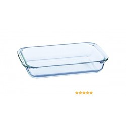 Roxx Rectangle Dish, 1.8 litre