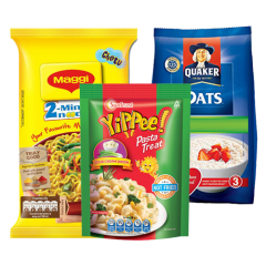 Fast Food - Instant / Ready Food