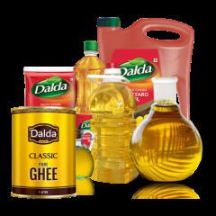 Oil / Ghee / Vanaspati