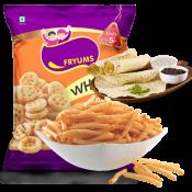 Papad / Fryums / Pickle (15)