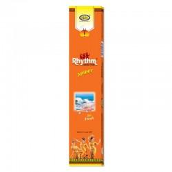 Cycle Agarbati Rhythm Amber 75Gm