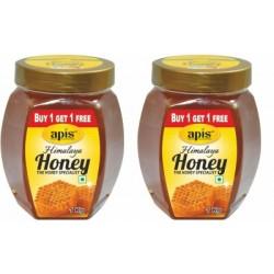 Apis Himalaya Honey 1Kg Buy 1 Get 1