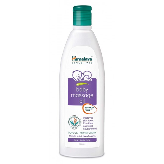 Himalaya Baby Massage Oil-100ml