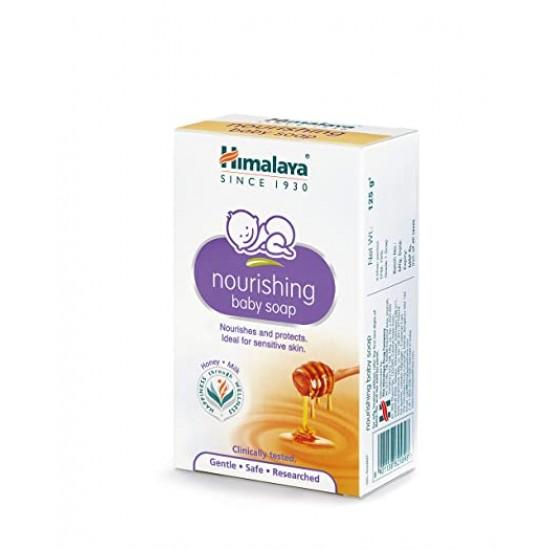 Himalaya Nourishing Baby Soap - 125Gm