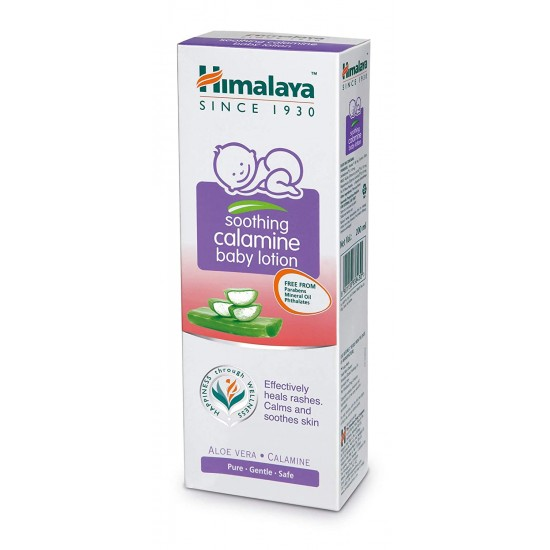 Himalaya Soothing Baby Lotion 100ml