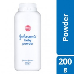 Johnson & Johnsons Baby Powder 200 gm