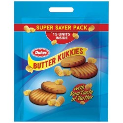 Dukes Butter Cookies 600gm