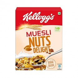 Kelloggs Muesli Fruit Nut 500gm