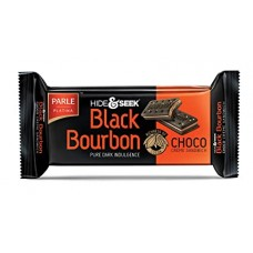 Parle Hide & Seek Black Bourbon Choclate 100gm