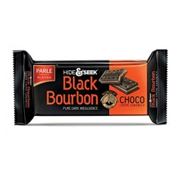 Parle Hide & Seek Black Bourbon Chocolate 100gm