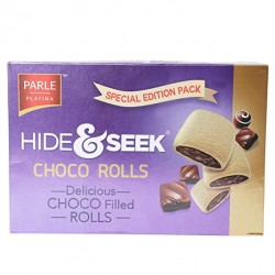 Parle Hide & Seek Choclate Rolls 250gm
