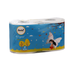 Beeta 2In1 Toilet Tissue 27*3