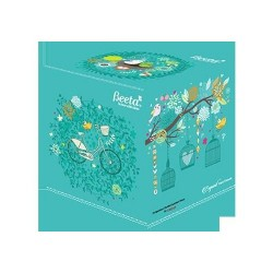 BEETA FACE TISSUES (17 X 20 )