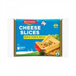 Britannia Cheese Slice 200Gm