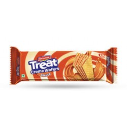 Britannia Cream Wafers Orange 75Gm
