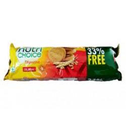 Britannia Nutrichoice Hi-Fibre Digestive Biscuits 200Gm