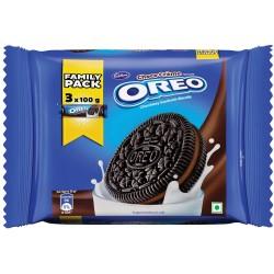 Cadbury Oreo Choco Creme Biscuit 300Gm