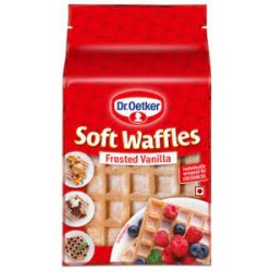 Dr Oetker Frosted Waffle Vanilla 250Gm
