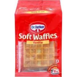 Dr Oetker Soft Waffles Vanilla 250Gm