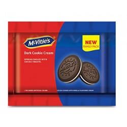 McVitie's Dark Cookie Family Pack 600Gm