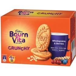 Cadbury Bournvita Biscuits Crunchy 200Gm
