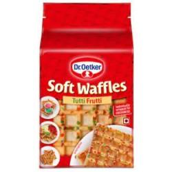 Dr Oetker Soft Waffles Tutti Frutti 250Gm