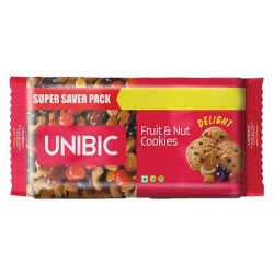 UNIBIC FRUIT&NUT COOKIES 300GM