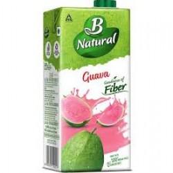B Natural Guava Gush - 1ltr