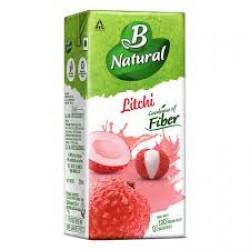 B Natural Lichi Luscious - 1ltr
