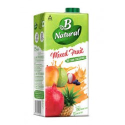 B Natural Mixed Fruit 1ltr