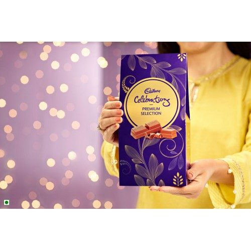 Cadbury Celebration Vertical Pack