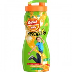 Rasna Insta Ener-G Drink Mix 400Gm