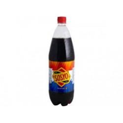 Sosyo Mixed Fruit Soda - 1.5ltr