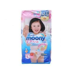 Moonyman Girls L-44 Pants(9-14kg)