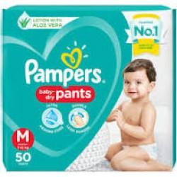Pamper M 7-12 Kg 50 Pants