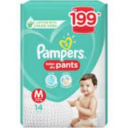 PAMPERS BD 14 PANTS M 7-12KG
