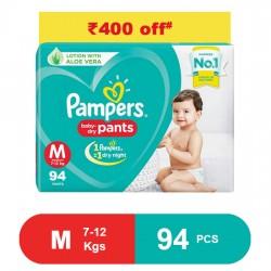Pampers Baby-Dry Pants M-94 7-12kg