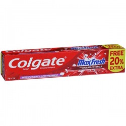 Colgate Maxfresh Cooling Crystal Toothpaste 70gm