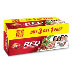 Dabur Red ToothPaste 600Gm