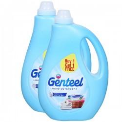 Genteel Liqoid Detergent Pack of 2(1+1kg)