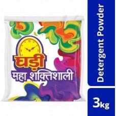 Ghadi Detergent Powder 3kg